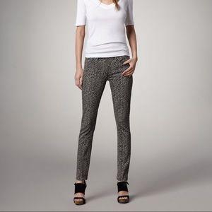 PAIGE skinny jeans- animal print